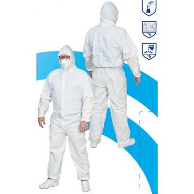 Защитные комбинезоны различной степени защиты