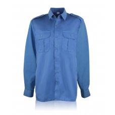 Рубашка форменная с длиным рукавом