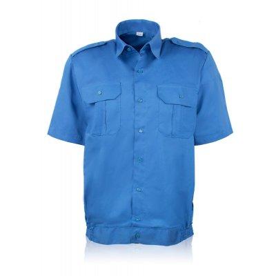 Рубашка короткий рукав на резинке