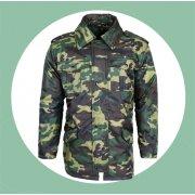 Куртки Камуфляжные, Военные
