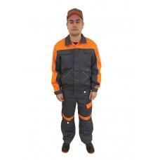 Костюм рабочий модельный Профистиль куртка и брюки