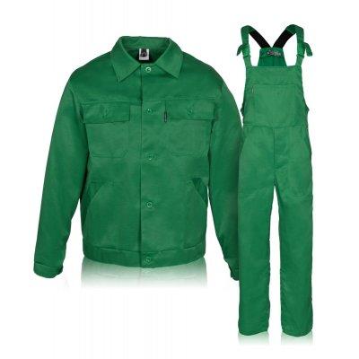 Костюм рабочий, темно-зеленый