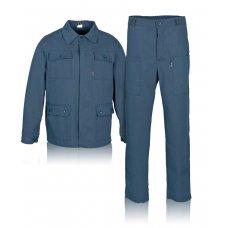 Рабочий костюм, синий