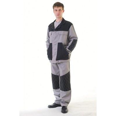 Костюм рабочий Стандарт куртка и полукомбинезон