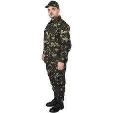 Костюм камуфлированный военно-полевой 53% хб