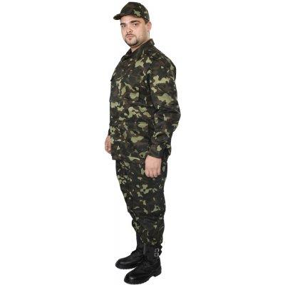 Костюм камуфлированный, брюки с курткой, ткань грета