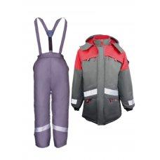 Костюм рабочий с курткой и брюками Mexcold-3