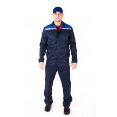 Костюм рабочий с брюками М-130