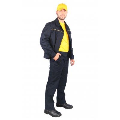 Костюм рабочий 100% хлопок с брюками М-133