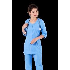 Женский медицинский костюм К-6