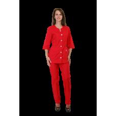 Женский медицинский костюм К-5