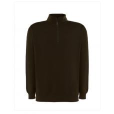 Мужской свитер с короткой застёжкой JHK-3