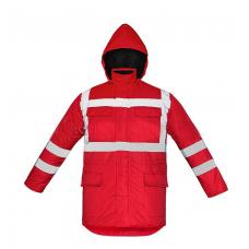 Куртка рабочая утеплённая Сигнал-4
