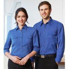 Рубашка для официанта с принтом Skyline
