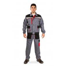 Костюм рабочий с брюками ExpertPro-5, 100% хлопок