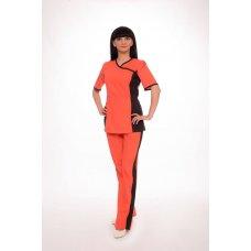Женский медицинский костюм К-16