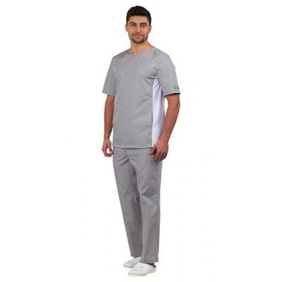 Мужской медицинский костюм К-9