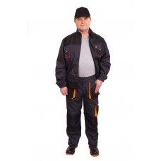 Костюм рабочий монтажника с брюками ИЛ-123