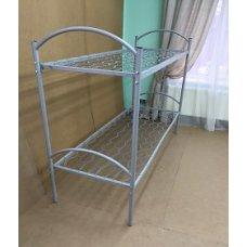 Кровать металлическая двухъярусная 190х80 КП-2