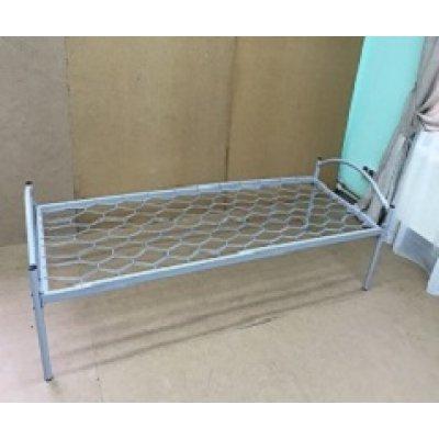 Кровать металлическая односпальная 190х70 КПЕ