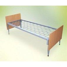 Кровать комбинированная одноярусная с быльцами 190х90 ДСП-ПКЕ
