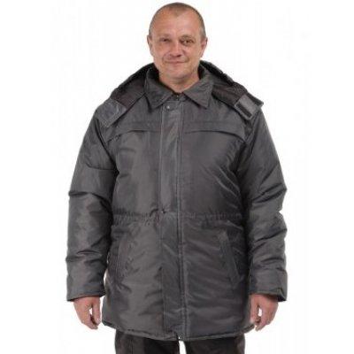 Куртка рабочая утепленная Воркер-Грей