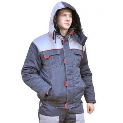 Куртка рабочая утепленная Грей