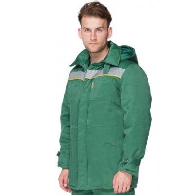 Куртка утепленная Легионер зеленая