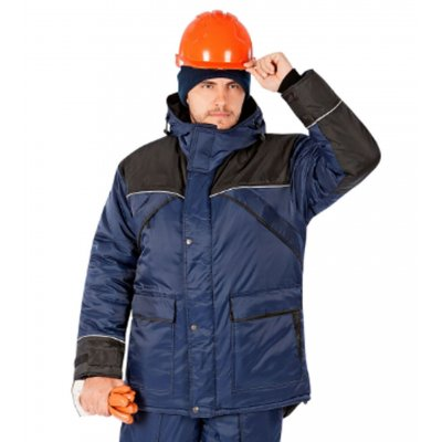 Куртка рабочая утепленная Метелица Люкс