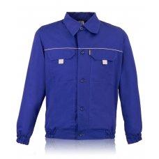 Куртка для курьера синяя