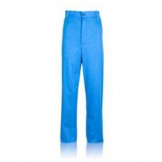 Рабочие брюки, васильковые