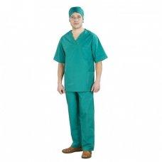 Костюм хирурга, бязь цветная