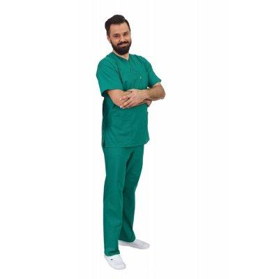 Мужской медицинский костюм Мод.10