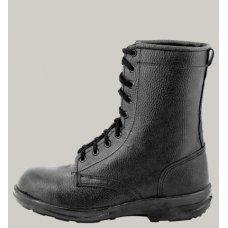 Ботинки  рабочие зимние  с высокими берцами (ПУП, кожа)