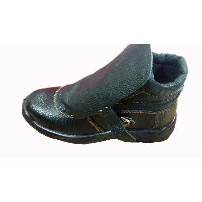 Ботинки сварщика юфтевые на ПУП (ман)