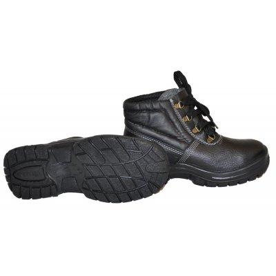 Ботинки кожаные на ПУП