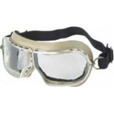 Очки закрытые с прямой вентиляцией зп1-у