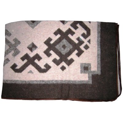 Одеяло жаккард (70%) 100х140 Жираф