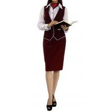 Платье для хостес (администратора службы приема)