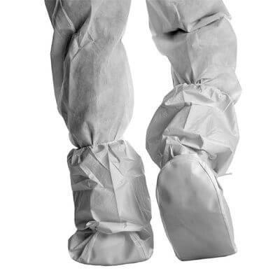 Защитные бахилы Tyvek DuPont (200 шт/уп)