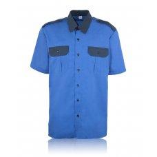Рубашка форменная с коротким рукавом
