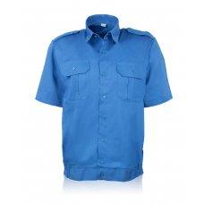 Рубашка форменная с коротким рукавом с резинкой