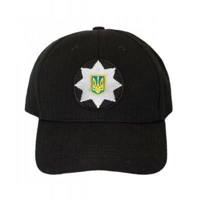 Бейсболка Полиция с кокардой