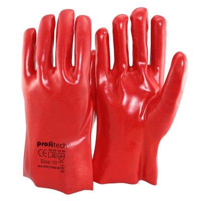 Перчатки из пвх, Profitech PVC 7560-R