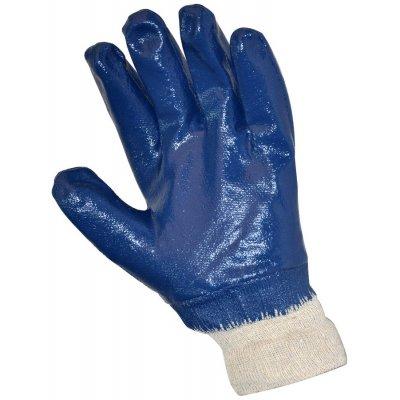 Перчатки х/б с нитрилом покрытием