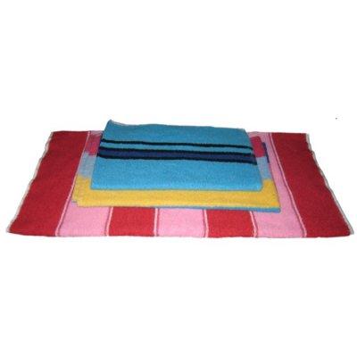 Полотенце махровое (70х140)