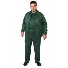 Полукомбинезон с курткой, ткань грета ЧШК 53% хб
