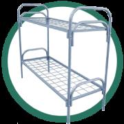 Кровати металлические на сетке