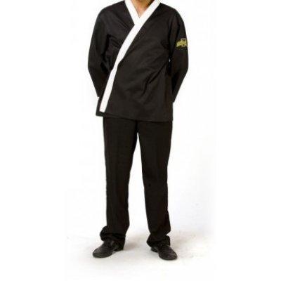 Поварской костюм, ткань: мед-твил (диагональ).