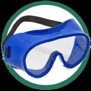 Очки и щитки защитные